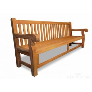 Marvelous Teak Benches 8 Ft 96 Inches Regal Teak Premium Teak Ocoug Best Dining Table And Chair Ideas Images Ocougorg